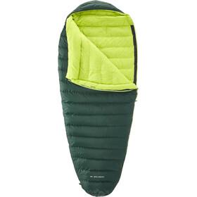 Y by Nordisk Tension Comfort 800 Sleeping Bag M, negro/verde
